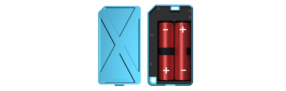 Tesla Invader III Box Mod 4