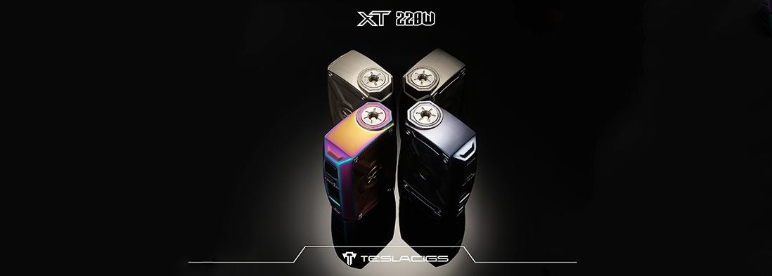 Tesla XT 220W TC Box Mod