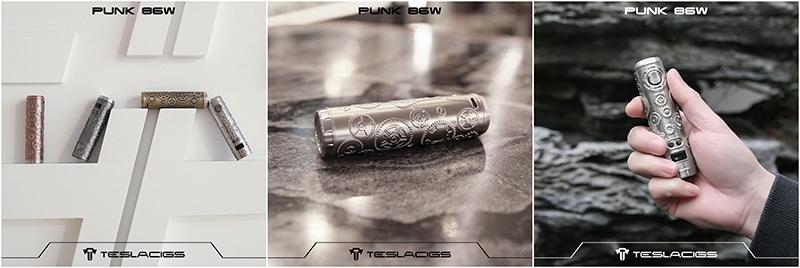 Teslacigs Punk 86W Mod Real Shot 1