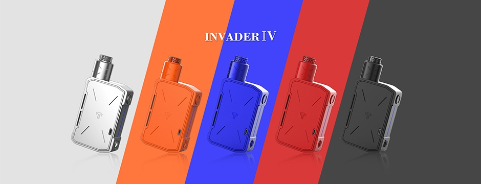 Tesla INVADER IV Kit