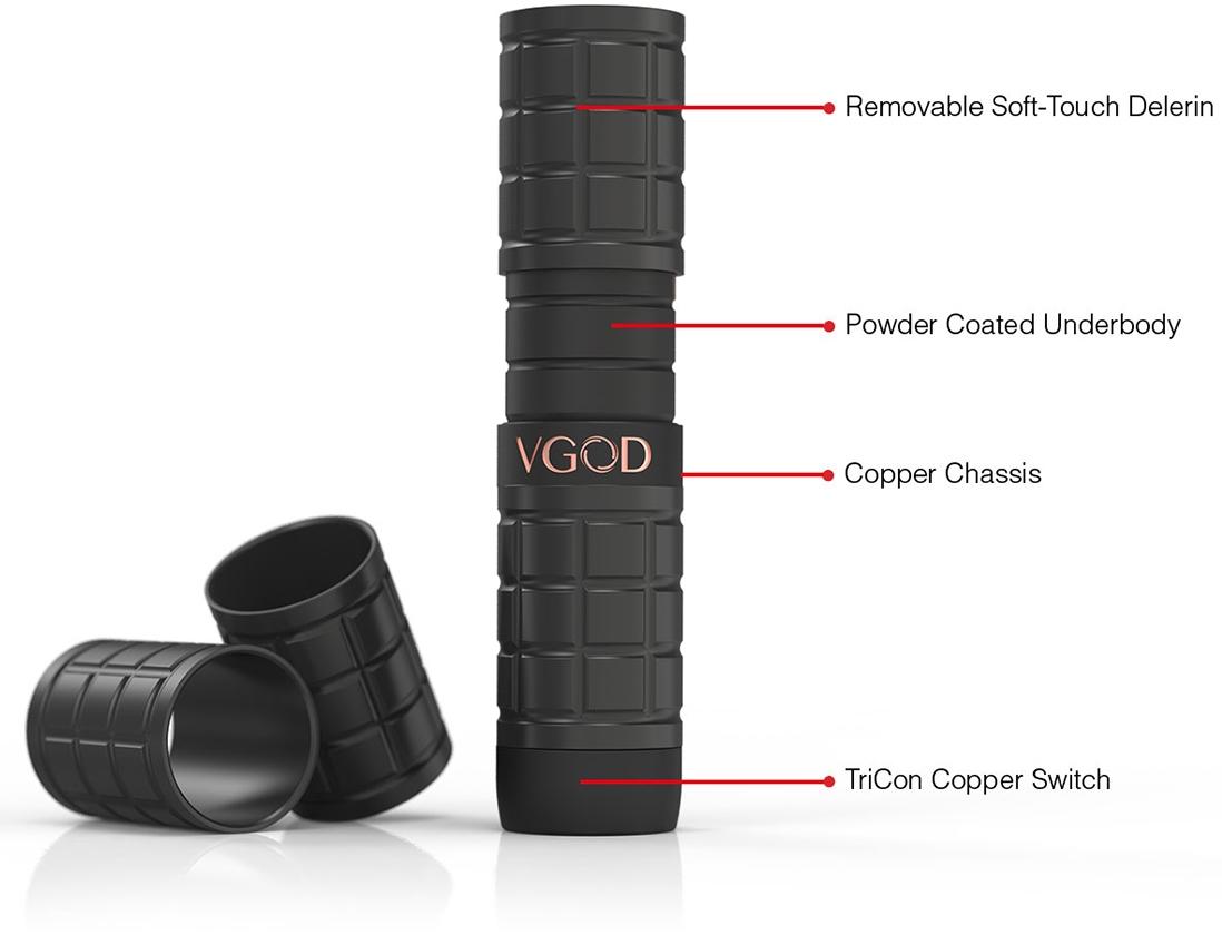 VGOD Pro Mech 2 Kit Introduction