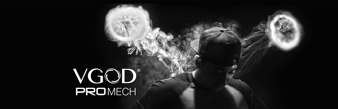 VGOD Pro Mech Mod Introduction