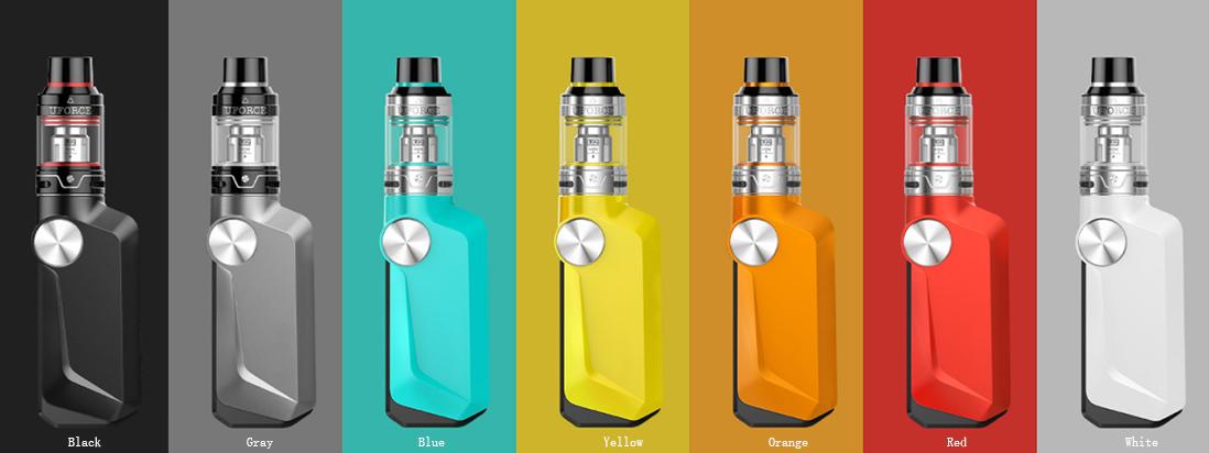 VOOPOO MOJO Kit Colors