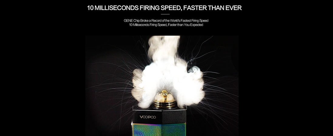 Featrues Fast firing Speed