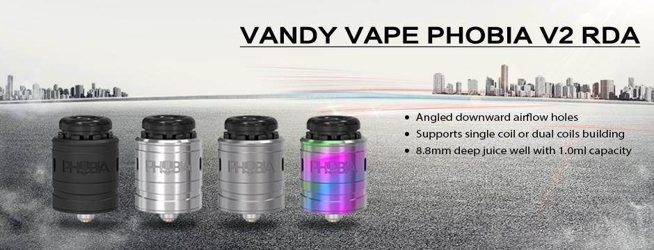 Vandy Vape Phobia V2 RDA