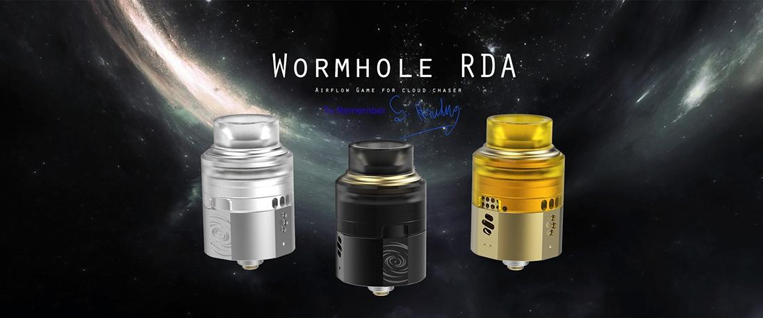Vapefly Wormhole RDA