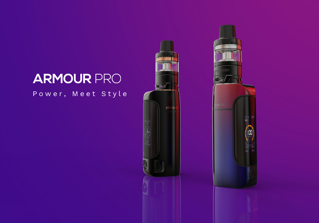 Vaporesso Armour Pro Kit 2ml