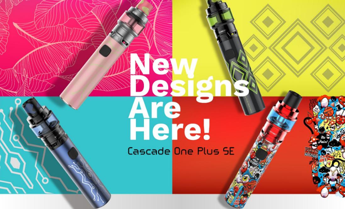 Vaporesso Cascade One Plus SE Kit New Colors