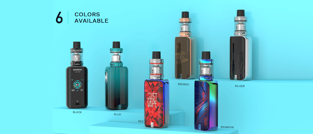 Vaporesso Luxe Nano Kit Colors