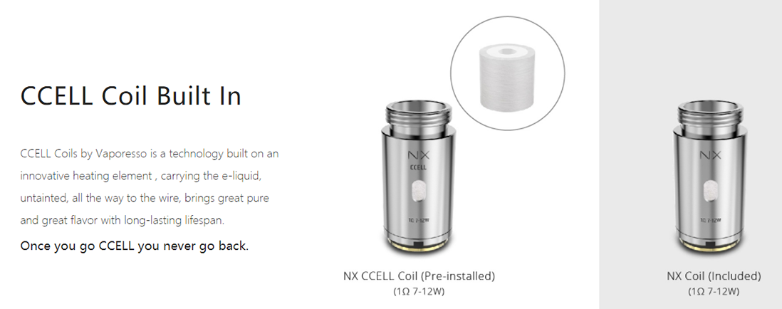 Vaporesso Nexus Kit Coil