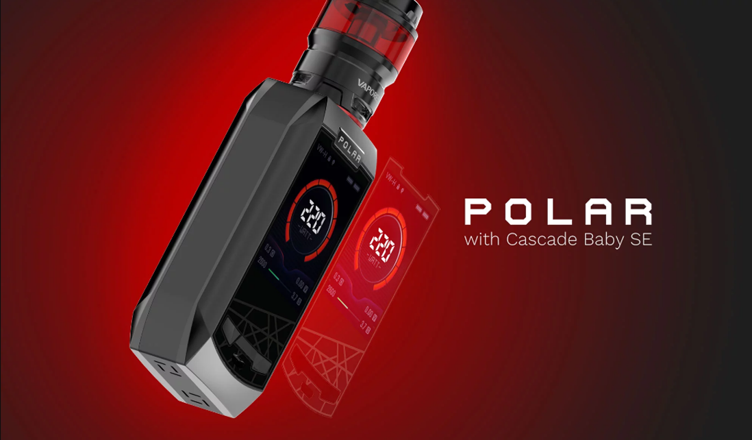 Vaporesso Polar with Cascade Baby SE Kit