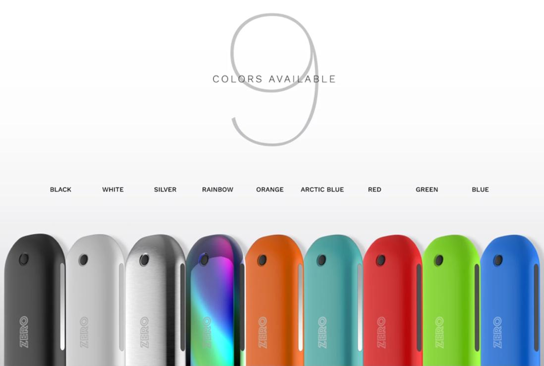 Vaporesso Renova Zero Pod Kit Colors