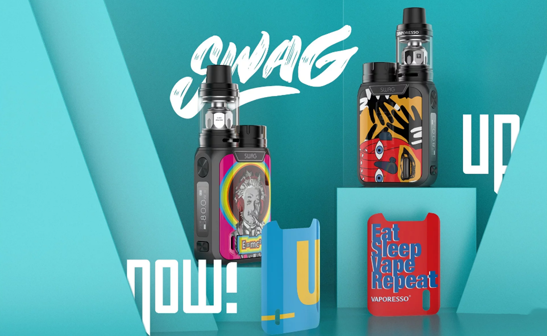 Vaporesso Swag Kit New Colors
