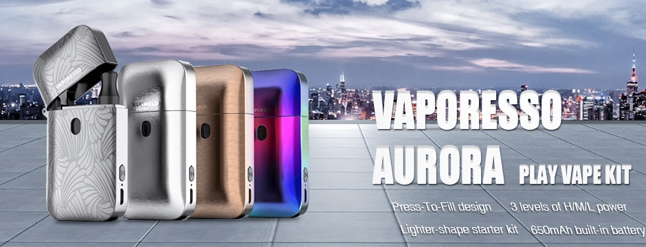 Vaporesso Aurora Play Vape Kit