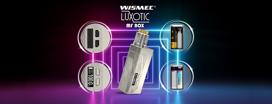 Wimsec Luxotic MF BOX Kit with screen