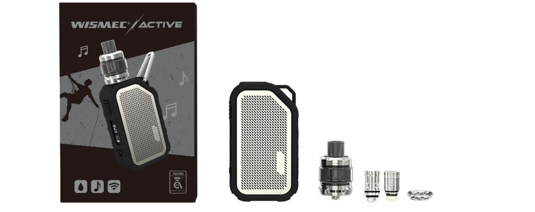 Wismec Active Kit Package
