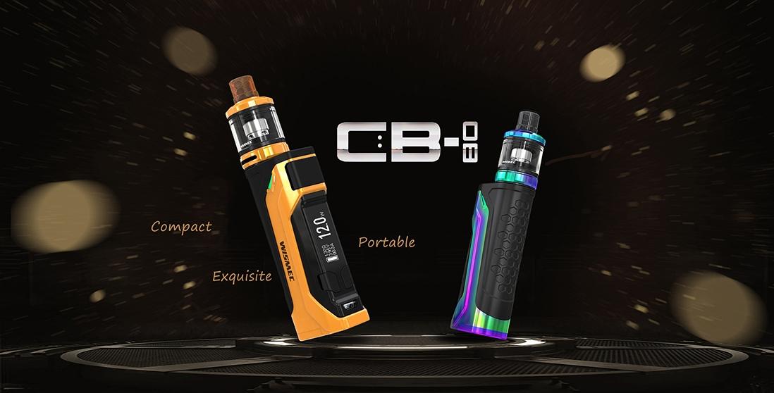 Wismec CB-80 Kit Poster