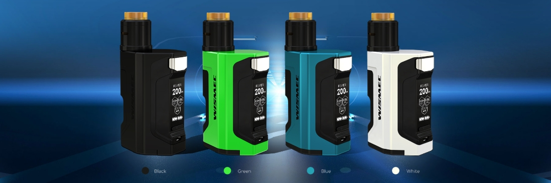 Wismec LUXOTIC DF BOX with Guillotine V2 Kit Colors