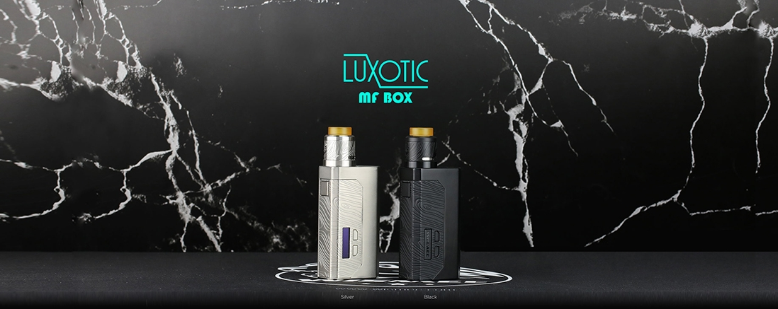 Wismec LUXOTIC MF Box Kit with Suilotine V2 RDA