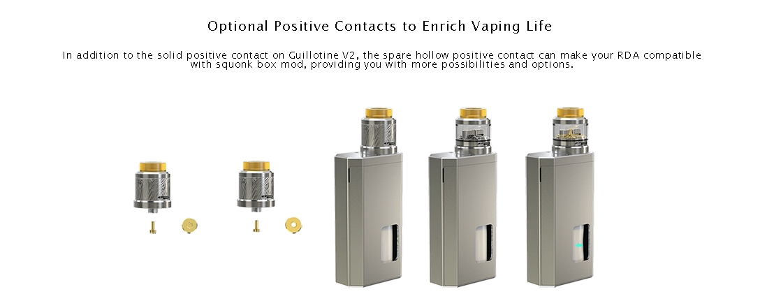 Wismec LUXOTIC MF Box Kit With Screen Features 09