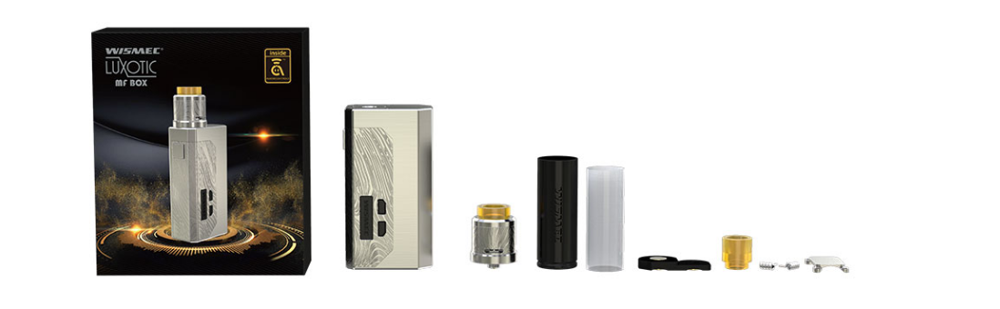 Wismec LUXOTIC MF Box Kit without screen