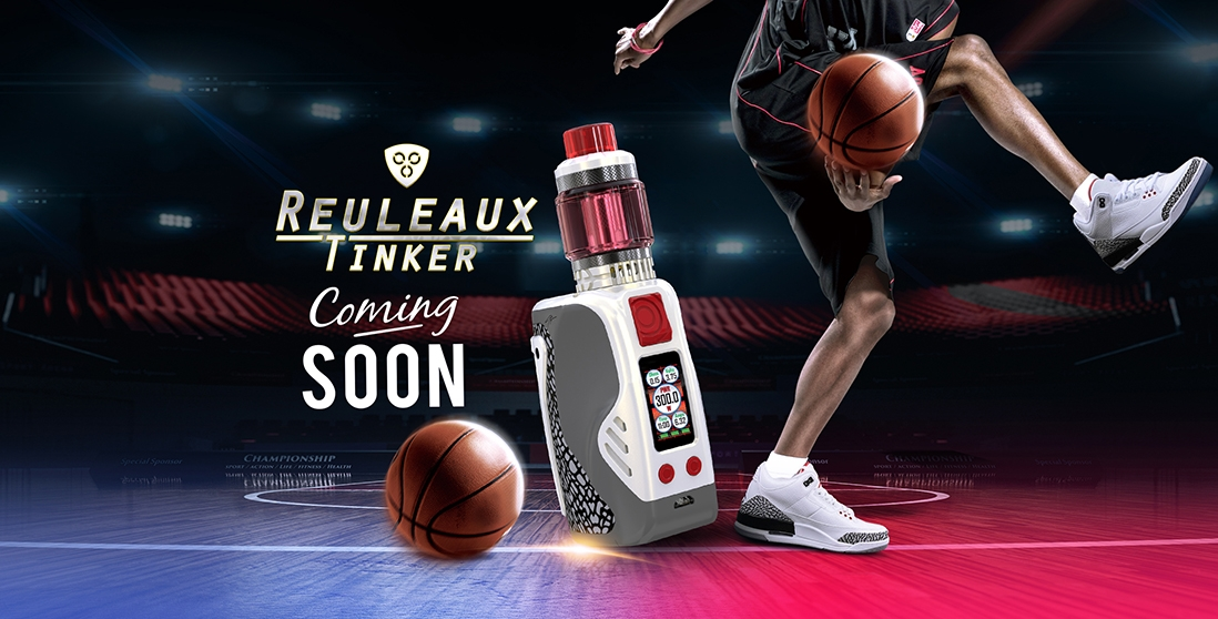 Wismec Reuleaux Tinker with COLUMN Kit