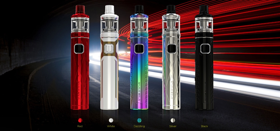 Wismec SINUOUS SOLO with AMOR NS Pro Kit Colors