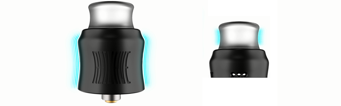 Wotofo Recurve RDA Features
