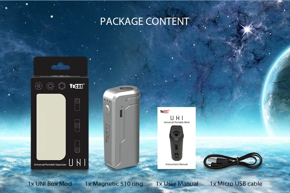 Youcan uni box mod Package