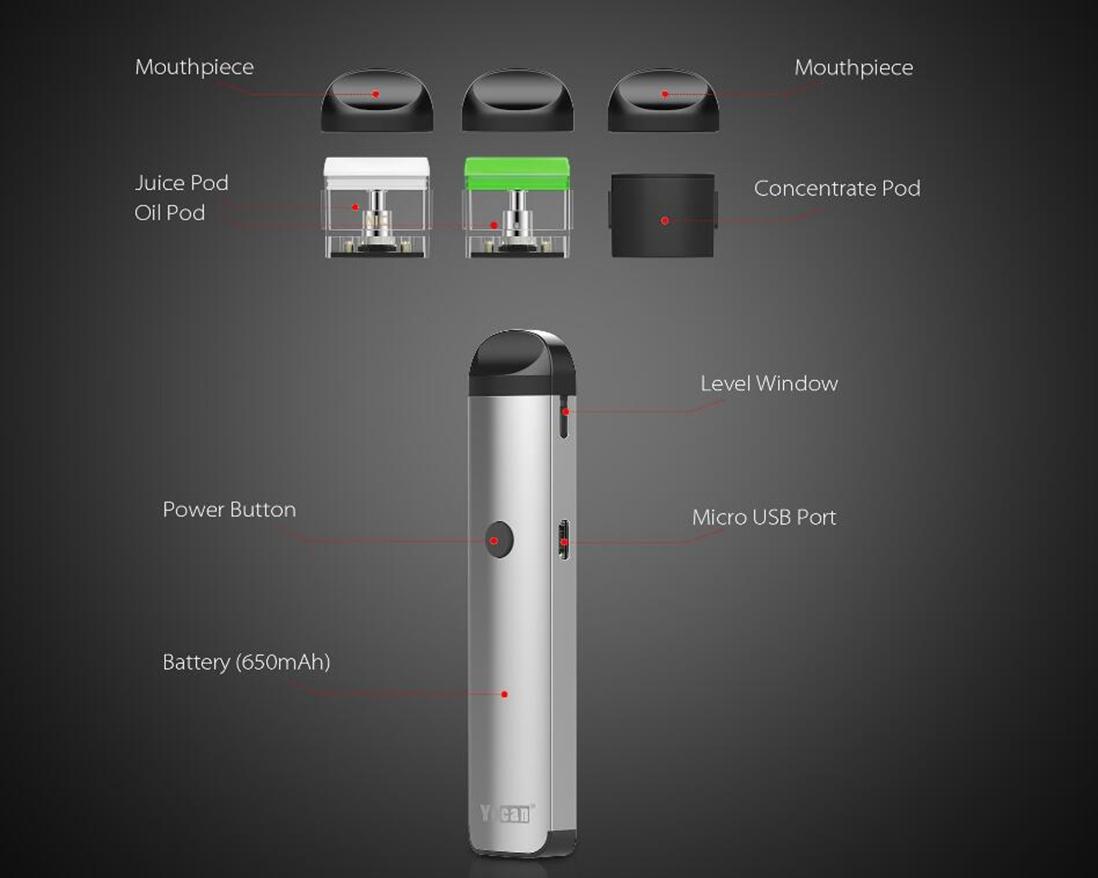 Yocan Evolve 2.0 Kit
