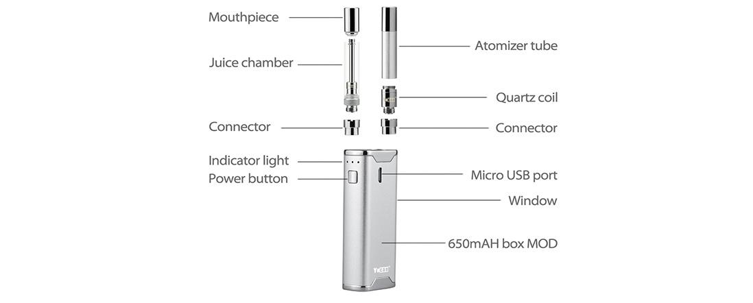 Yocan Hive 2.0 Kit
