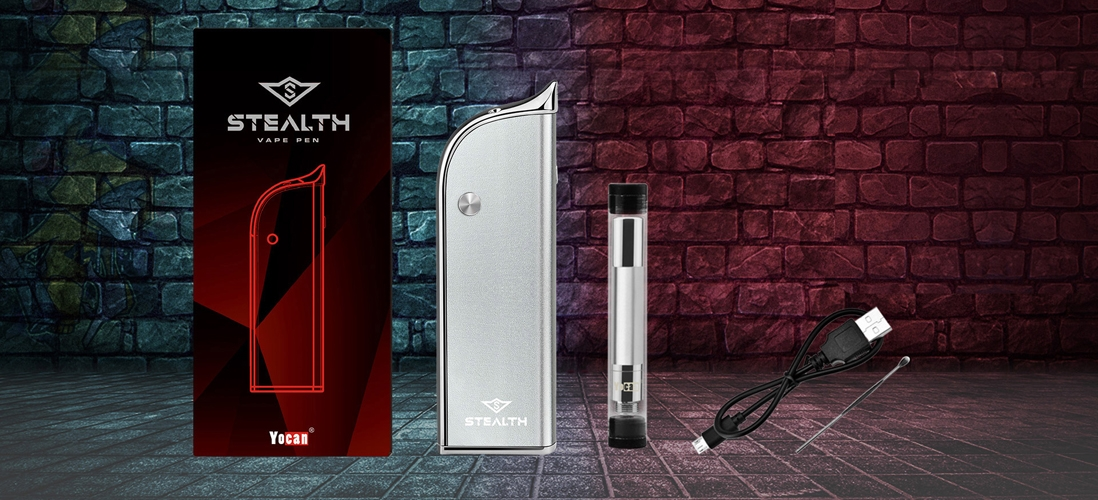 Yocan Stealth kit package
