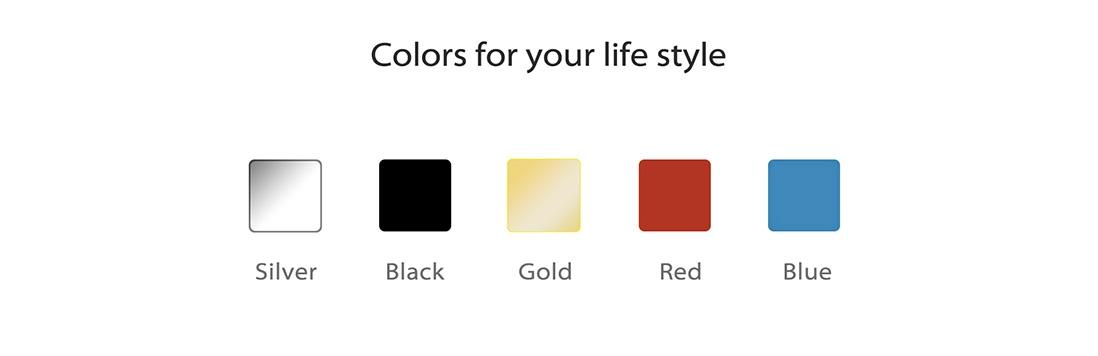 Yocan Hive 2.0 Kit Colors