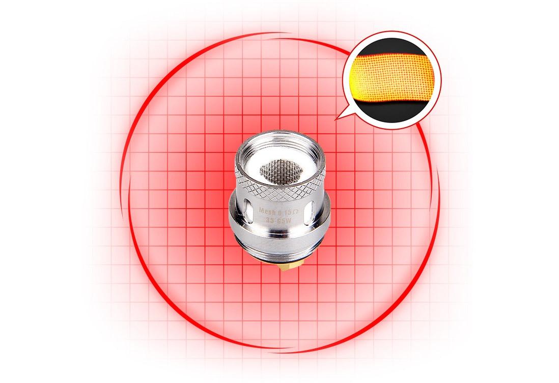 Yosta IGVI P2 Atomizer Features