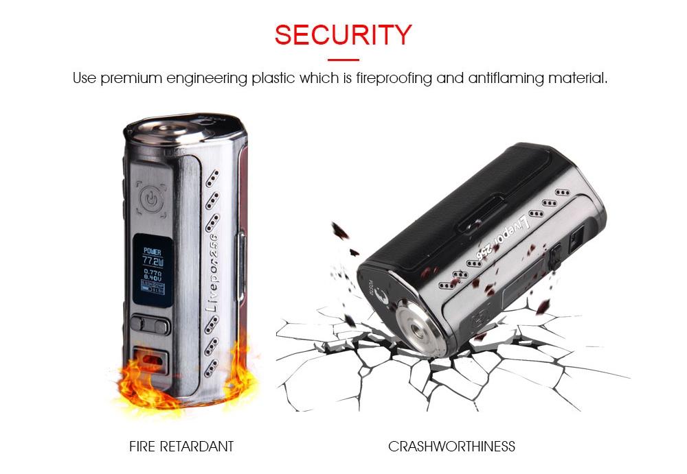Yosta Livepor 256 Mod Security