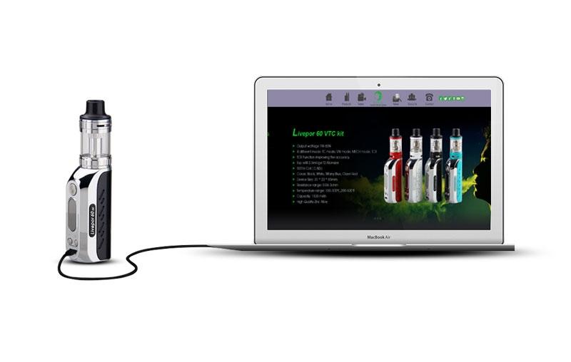 Yosta Livepor 60 SE Kit Features