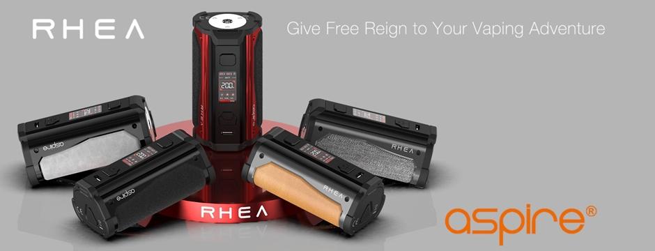 Aspire Rhea 200 Mod