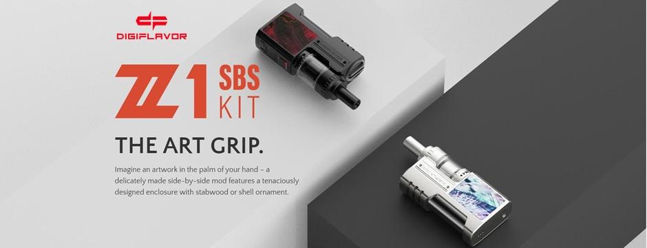 Digiflavor Z1 SBS Kit