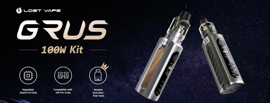 Lostvape GRUS 100W Kit
