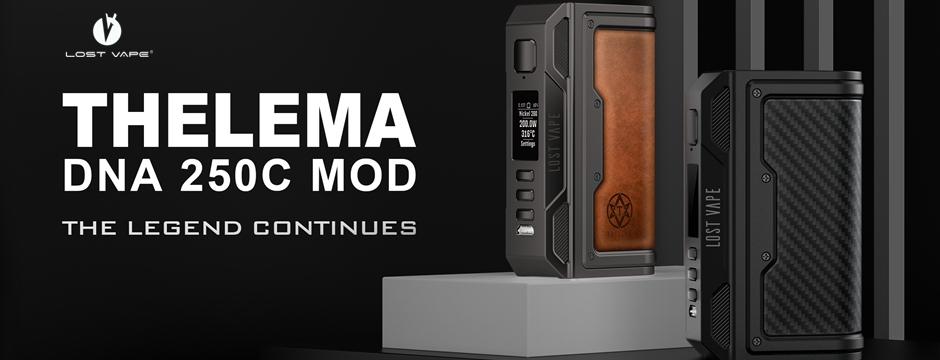 Lostvape Thelema DNA 250C Mod