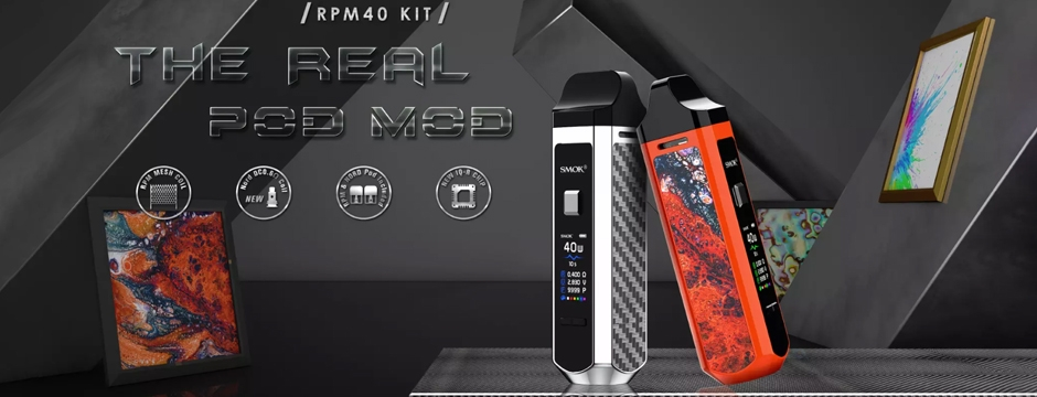 SMOK RPM40 KIT
