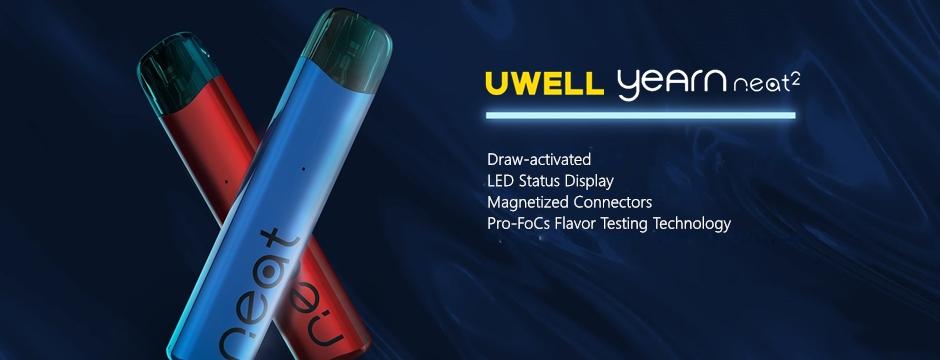 Uwell Yearn Neat 2 Pod System Kit