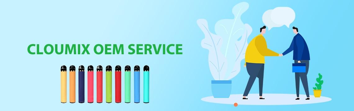 oem service banner