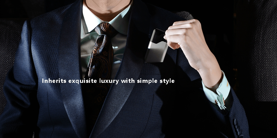 Features Inherits exquisite luxury with simple style